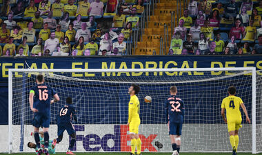ВИДЕО. Николя Пепе забил пенальти. Арсенал отыграл один гол в матче ЛЕ