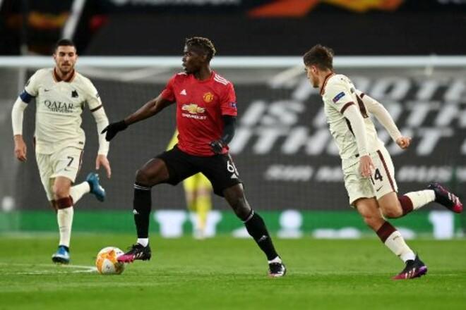 Манчестер Юнайтед - Рома - 6:2. Текстовая трансляция матча