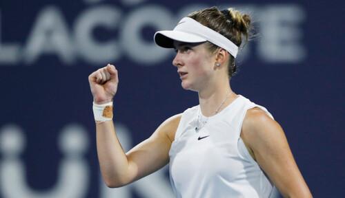 Элина СВИТОЛИНА: «В Мадриде самый быстрый грунт. Жду старт турнира»