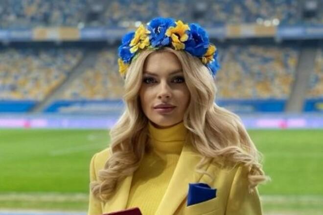 Влада ЗИНЧЕНКО: «Горжусь тем, что я — болельщик сборной Украины»