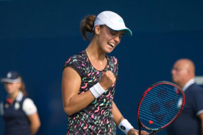 7 победа подряд. Калинина вышла в четвертьфинал турнира