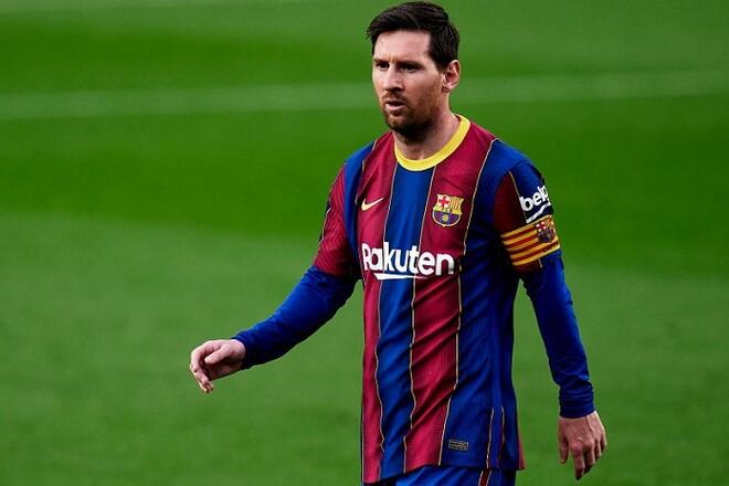 Месси решил остаться в Барселоне