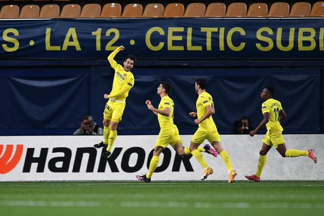 Вильярреал – Арсенал – 2:1. Победа желтой субмарины. Видео голов и обзор
