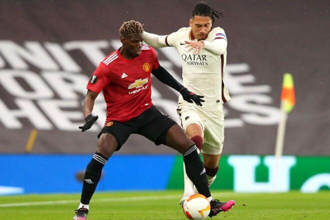 Манчестер Юнайтед – Рома - 6:2. Видео голов и обзор матча