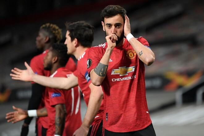 Манчестер Юнайтед – Рома. Видео гола Фернандеша