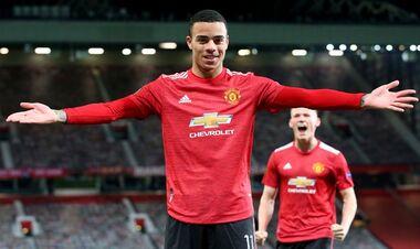 ВИДЕО. Манчестер Юнайтед добил Рому. Гол Гринвуда