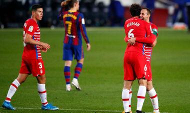 Барселона – Гранада – 1:2. Велика сенсація! Відео голів та огляд матчу