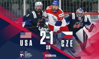 Юниорский ЧМ по хоккею. 6 шайб Беларуси, победы Швеции, США и России
