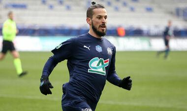 Марсель едва унес ноги в игре против Страсбурга