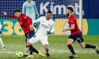 Реал – Осасуна. Прогноз на матч чемпіонату Іспанії