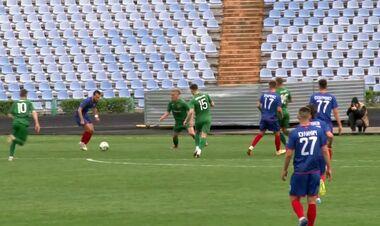 Николаев – Прикарпатье – 1:0. Видео гола и обзор матча