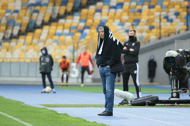 Луческу особисто розділить між гравцями Динамо преміальні за перемогу в УПЛ