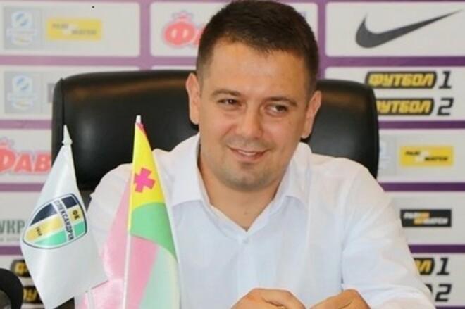 Директор Александрии: «Ориентировочная стоимость нового газона – 2 млн грн»