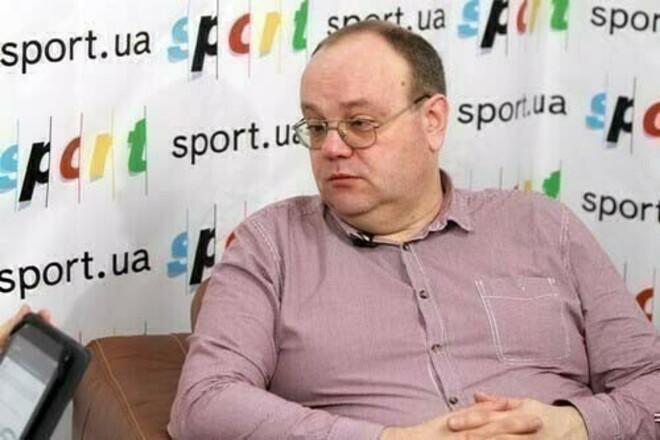 Артем ФРАНКОВ: «Луческу за короткие сроки смог добиться уважения»