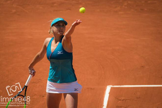 Получила баранку. Киченок проиграла в парном разряде турнира WTA в Мадриде