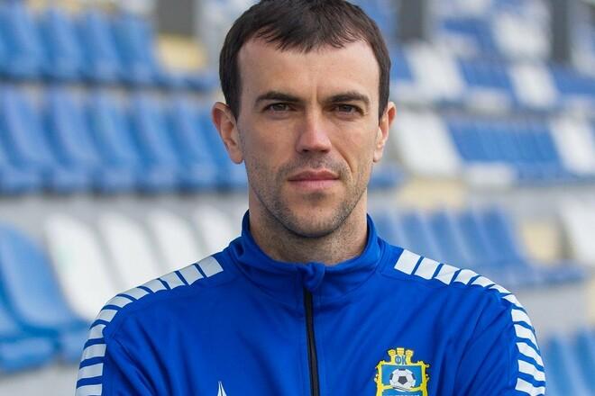 Пішов за власним. Клуб Першої ліги залишив тренер, призначений тимчасовий
