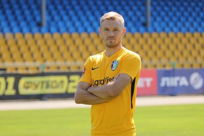 Дмитрий ГРЕЧИШКИН: «Хотелося б, чтобы Заря выиграла Кубок Украины»