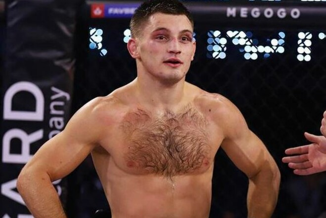 Украинец Горобец подписал контракт с ONE Championship