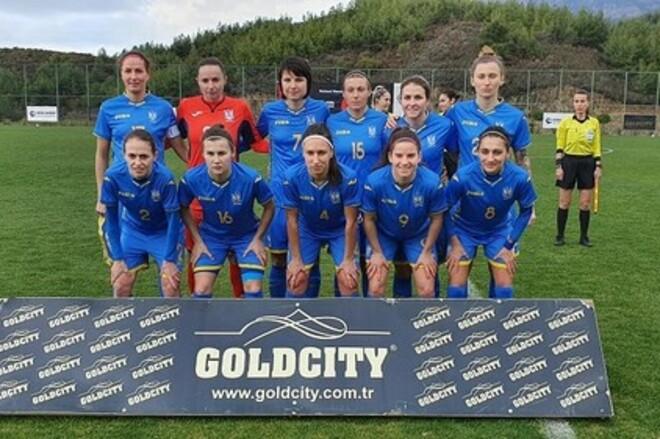 Женская сборная Украины узнала соперников в отборочном турнире ЧМ-2023