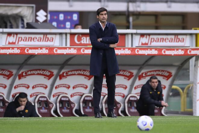 Рома приняла решение завершить сотрудничество с Фонсекой – журналист