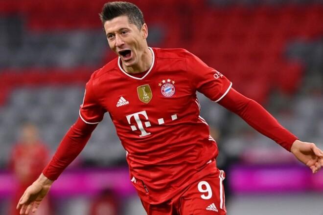 Бавария может продать Левандовски в Реал