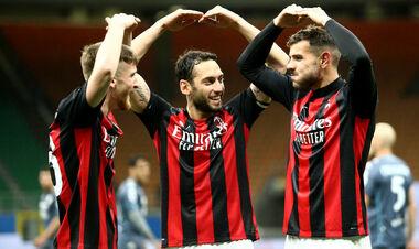 Милан – Беневенто – 2:0. Россонери – на втором месте. Видео голов и обзор