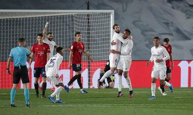 Реал – Осасуна – 2:0. Погоня за Атлетіко триває. Відео голів та огляд