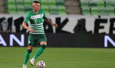 Зубков отримав травму в матчі за Ференцварош