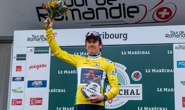 Герейнт Томас виграв Тур Романдії-2021