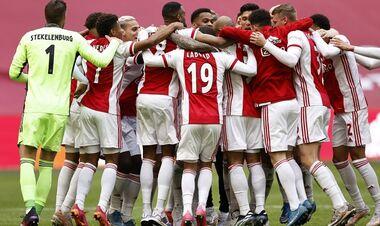 Аякс - чемпіон Нідерландів-2021