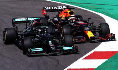 Хемілтон красиво виграв Гран-прі Португалії, боротьба Мерседеса і Ред Булла