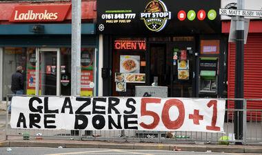 ВИДЕО. Беспорядки фанатов на Олд Траффорд. Матч МЮ – Ливерпуль отменен