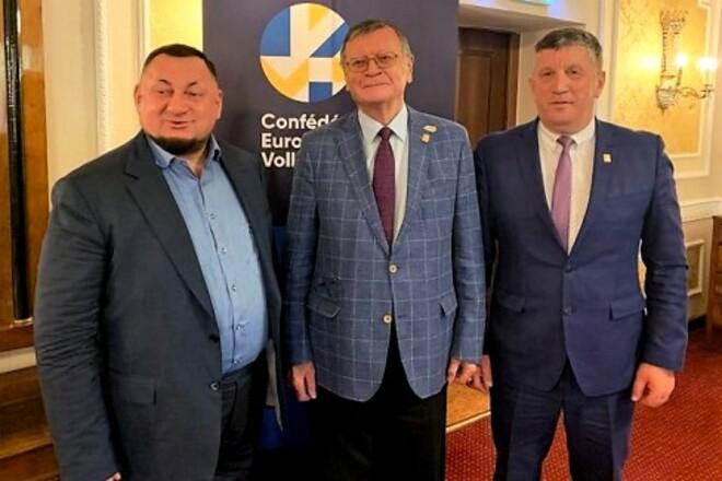 ЕКВ и ФВУ подписали контракт о проведении Евро-2023 в Украине
