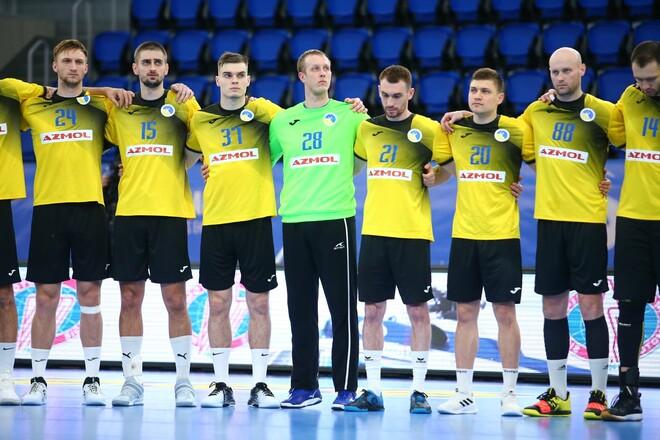 Чехия – Украина – 27:22. Текстовая трансляция матча