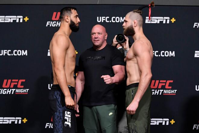 UFC: Доминик Рейес – Иржи Прохазка. Смотреть онлайн. LIVE трансляция
