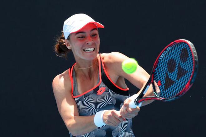 Калинина уничтожила россиянку в финале турнира в Загребе