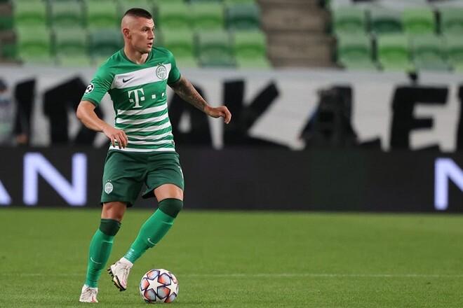 Зубков получил травму в матче за Ференцварош