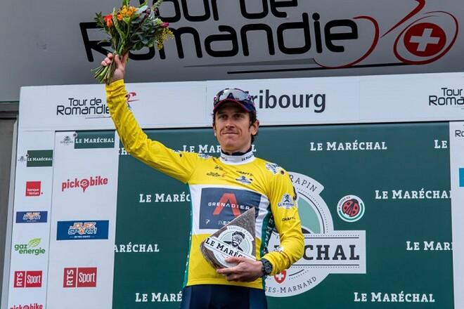 Герэйнт Томас выиграл Тур Романдии-2021