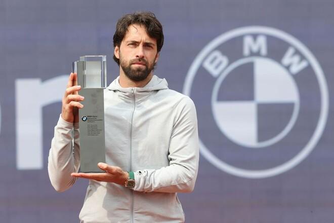 Определились победители турниров ATP в Мюнхене и Эшториле
