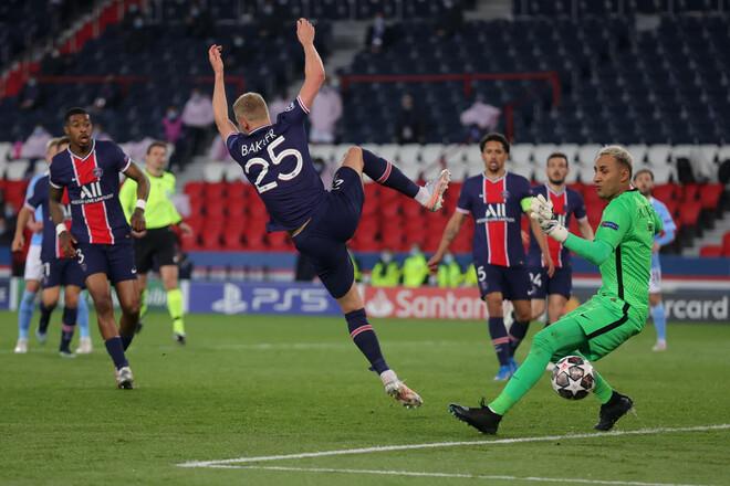Где смотреть онлайн матч 1/2 финала Лиги чемпионов Манчестер Сити – ПСЖ