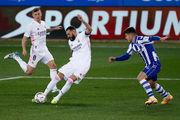 Разгром после позора в Кубке. Реал разобрался с Алавесом