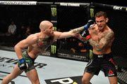 Порье нокаутировал Макгрегора на UFC 257