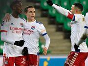 Лион отправил 5 мячей в ворота Сент-Этьена, Лилль догнал лидера – ПСЖ