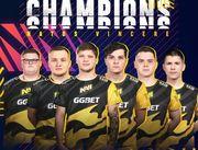 NAVI разгромили Astralis и стали чемпионами BLAST Premier: Global Final