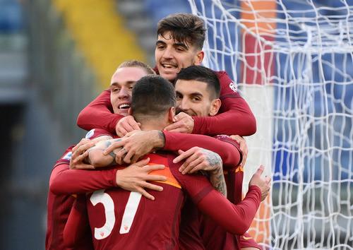 Рома — Специя — 4:3. Невероятная развязка! Видео голов и обзор матча