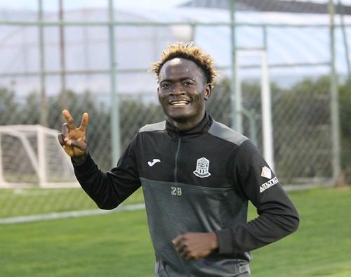 Камерунский новичок Олимпика: «В будущем хочу играть в Лиге чемпионов»