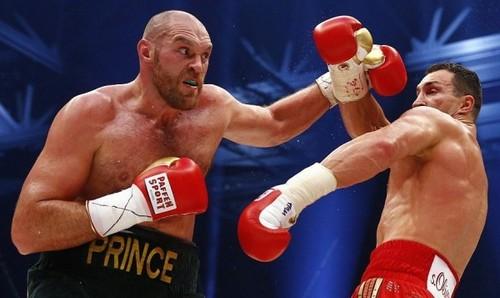 БЕЛЛЬЮ: «Думаете, Кличко получил хоть какой-нибудь урон в бою с Фьюри?»