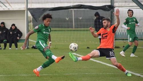 Ворскла в контрольном матче в Турции уступила клубу из Косово