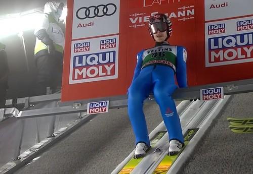 Прыжки с трамплина. Драматичная победа Йоханссона в Лахти