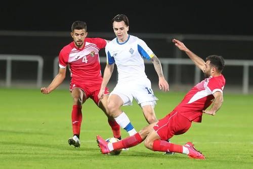 Динамо – Иордания – 0:0. А про ворота забыли? Видеообзор матча